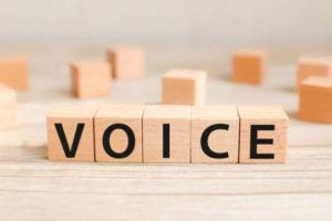 声が小さいお悩みを改善する方法